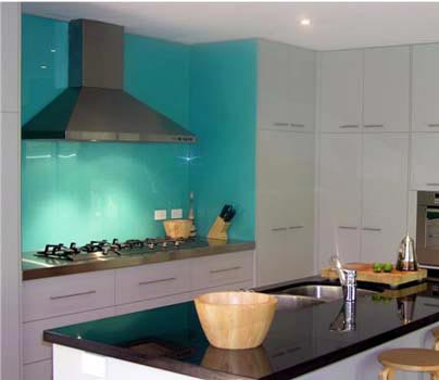 Back painted glass gallery painted glass showcase glass paint - Glass splashbacks usa ...