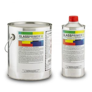 "Complete Package, Glassprimer™ Component ""AB"" GPPP083®GPUC083® (Self-Priming Glass PaintCatalyst)"