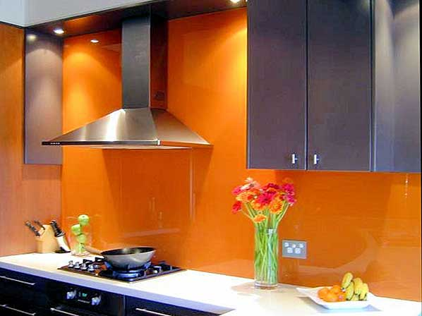 Orange And Green Painted Kitchens delighful orange and green painted kitchens newest black colors