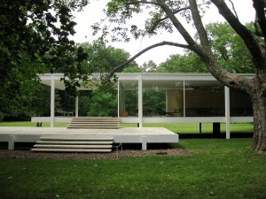 Iconic Glass Structures – Farnsworth House