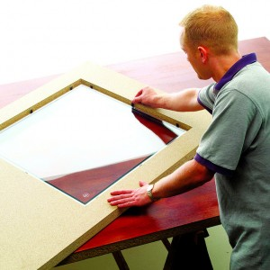 Fire resistant glass fraud lands two in court