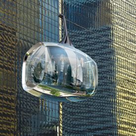 Glass Cable Car Could Highlight Chicago Skyline