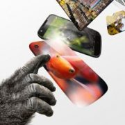 Vibrant Gorilla Glass has arrived