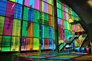 Iconic Glass Structures – Palais de congres de Montreal
