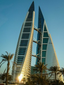 Iconic Glass Structures – Bahrain World Trade Centre