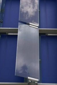 Photovoltaic glass rises to the top