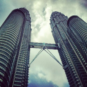 Iconic Glass Structures – Petronas Towers