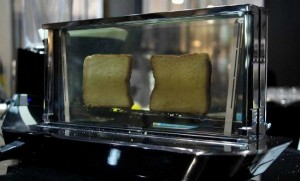 Glass Toaster Is More Than Just A Pretty Face