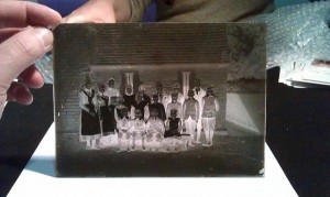 Glass Plate Negatives Discovered in Peoria