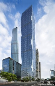 Iconic Glass Structures – R&F Yingkai Square