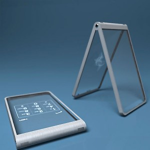 "Could ""bendable"" glass lead to a folding glass phone?"