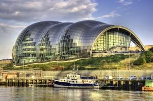 Iconic Glass Structures – Sage Gateshead