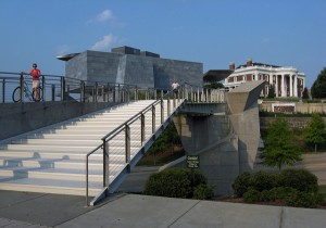 Chattanooga Votes To Replace Glass Bridge with Stainless Steel