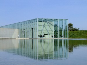 Iconic Glass Structures – Langen Foundation