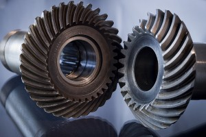 Metallic glass gears could be headed to space