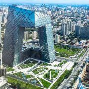 Iconic Glass Structures – China Central Television Headquarters