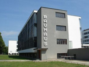 Bauhaus Glass Paintings Displayed in Dallas