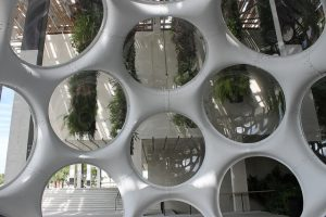 Glass dome to highlight museum