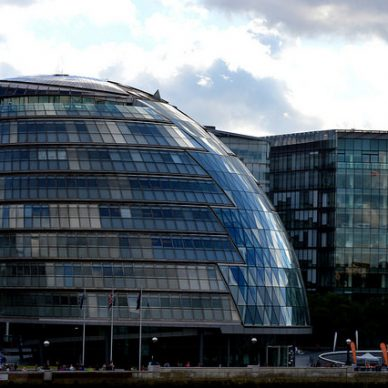Iconic Glass Structures – City Hall, London