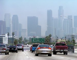 Smog-eating glass coating could freshen cities