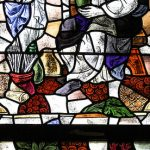 Could glass paint replace stained glass?