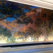 Corning will display Tiffany glass mosaics