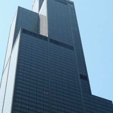 Iconic glass structures – Willis Tower