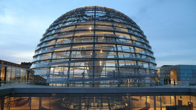 Iconic Glass Structures – The Reichstag Dome