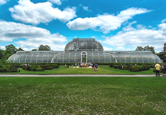 Iconic Glass Structures – Palm House, Kew Gardens