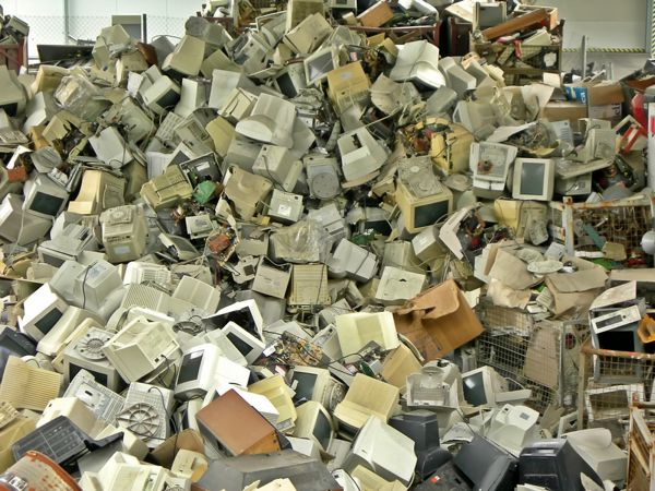CRT Glass Recycling Gets a Boost